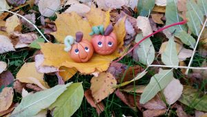 Halloweenkurs i marsipan