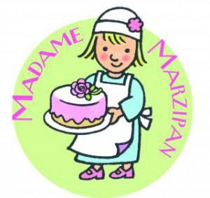 Madame Marsipan säljer marsipangodis, påskmarsipan, marsipanfigurer i Skåne